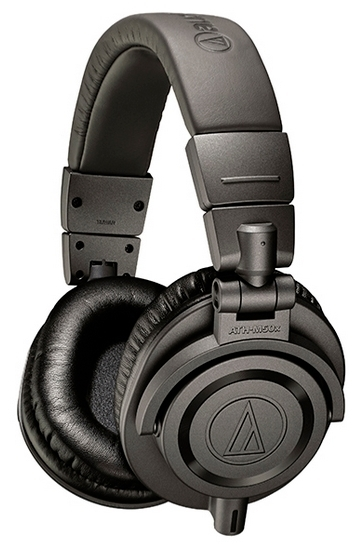 Audio-Technica ATH-M50x - диапазон воспроизводимых частот: 15-28000Гц