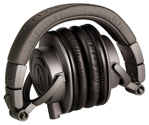 Audio-Technica ATH-M50x - чувствительность: 99дБ/мВт