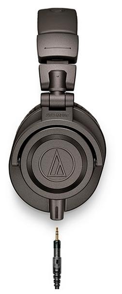 Audio-Technica ATH-M50x - разъем: mini jack 3.5mm