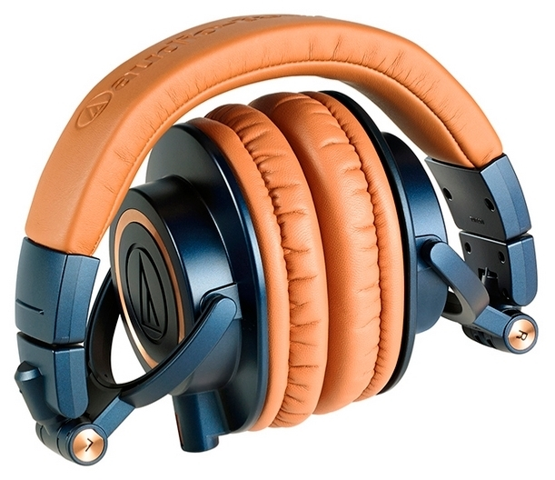 Audio-Technica ATH-M50x - вес: 285г