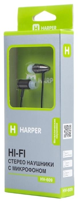HARPER HV-609 - микрофон: да