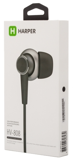 HARPER HV-808 - микрофон: да