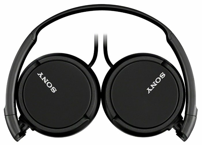 Sony MDR-ZX110 - разъем: mini jack 3.5mm