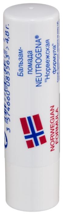 Neutrogena Norwegian formula - эффект: питание, восстановление, защита от холода и ветра