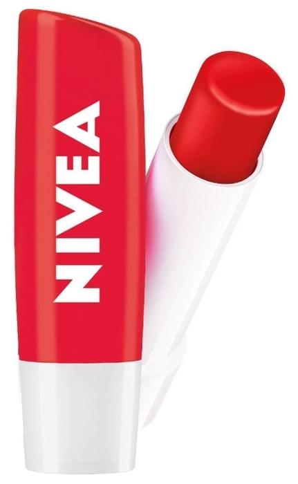 Nivea Клубничное сияние - масла и экстракты: масло дерева ши