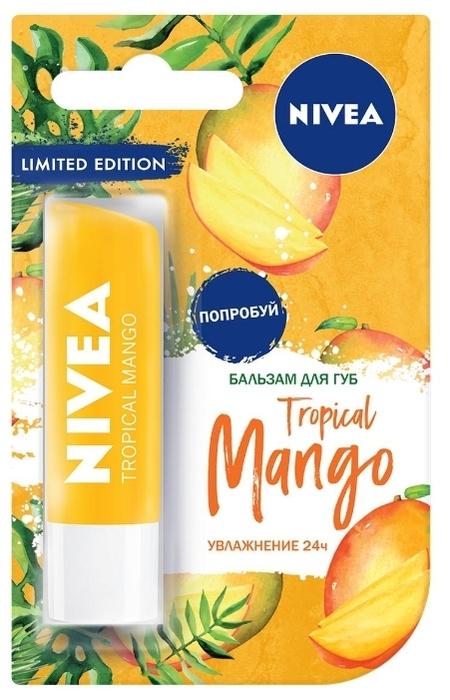 Nivea Тропический манго - эффект: увлажнение