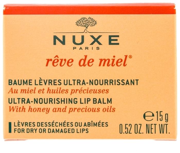 Nuxe Reve de Miel - активный ингредиент: витамин Е