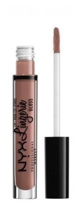 NYX professional makeup Lip Lingerie Gloss - финиш: влажный