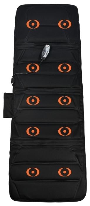 PLANTA MM-3000B 166x58 см - зона массажа: плечи, спина, шея