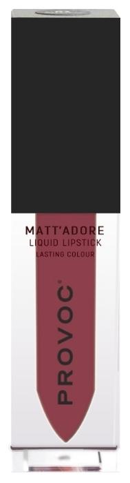 Provoc Mattadore матовая - особенности: стойкое