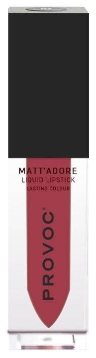Provoc Mattadore матовая - активный ингредиент: витамин E