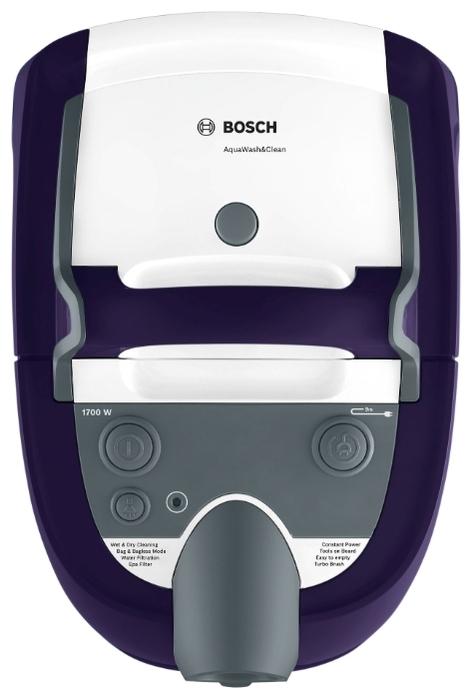 Bosch BWD41740 - потребляемая мощность: 1700Вт
