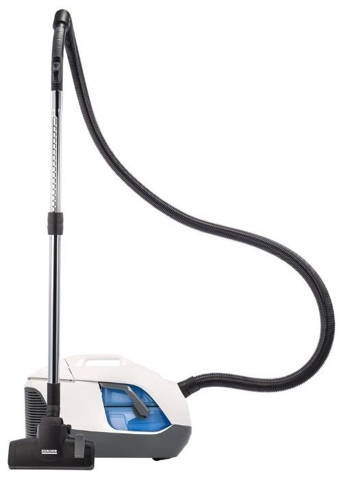 KARCHER DS 6 Premium Mediclean - потребляемая мощность: 650Вт
