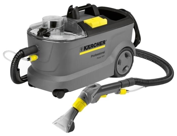 KARCHER Puzzi 10/1 - потребляемая мощность: 1290Вт