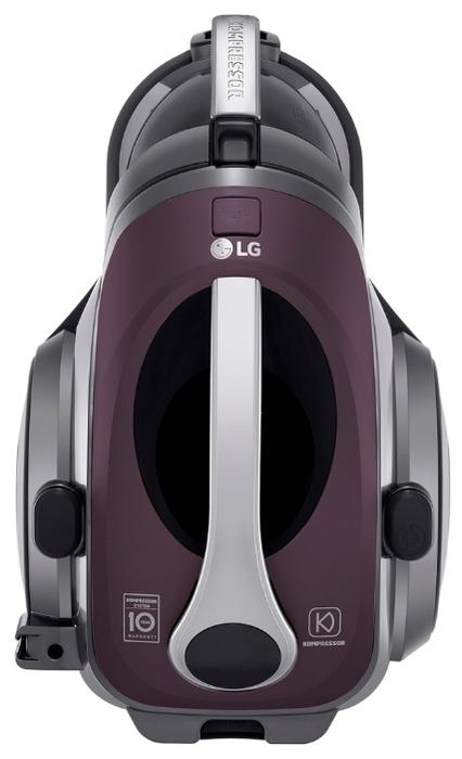 LG VC83109UHAQ - ШхВхГ: 28.50x44.50x30.50см