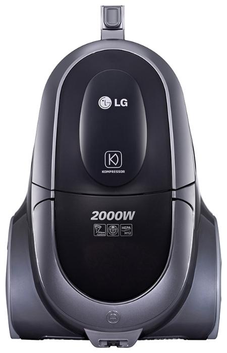 LG VK76W02HY - в комплекте: турбощетка