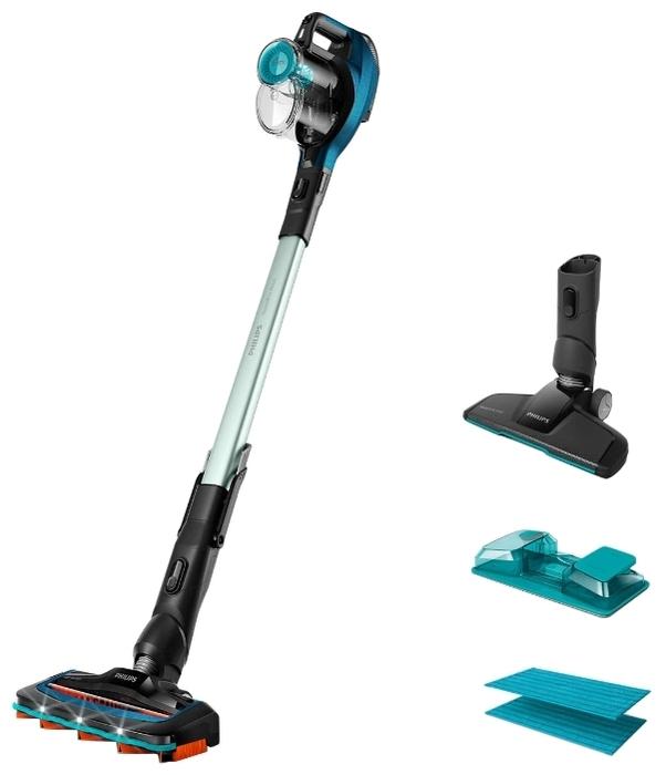 Philips FC6728/01 SpeedPro Aqua - сухая и влажная уборка