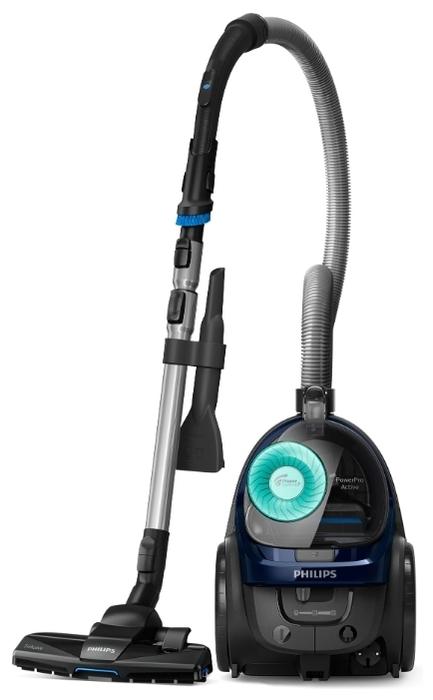 Philips FC9573 PowerPro Active - пылесборник: контейнер, 1.5л