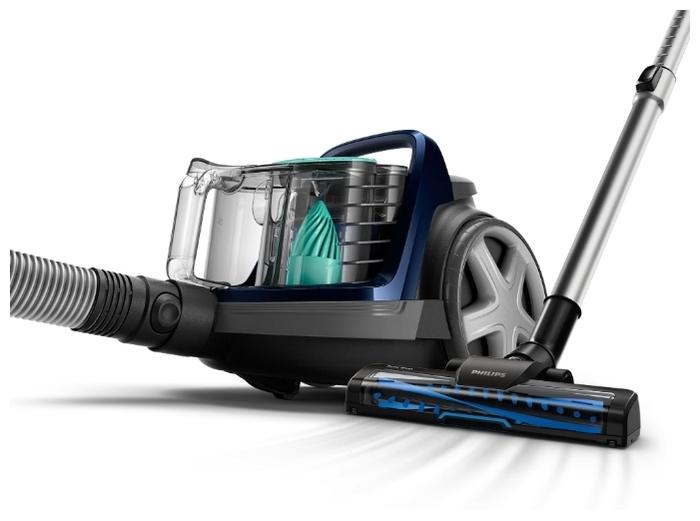 Philips FC9573 PowerPro Active - в комплекте: турбощетка