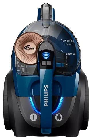 Philips FC9733 PowerPro Expert - мощность всасывания: 470Вт