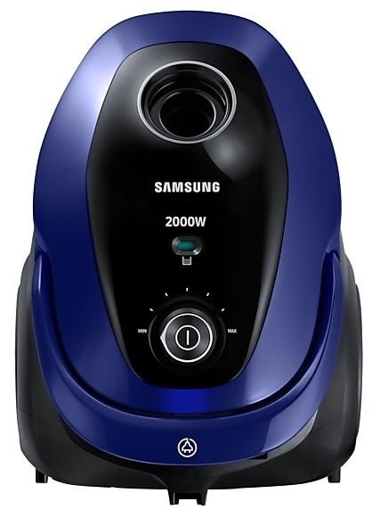 Samsung VC20M251AWB - потребляемая мощность: 2000Вт