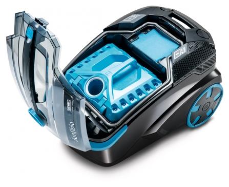 Thomas DryBox Amfibia - мощность всасывания: 325Вт