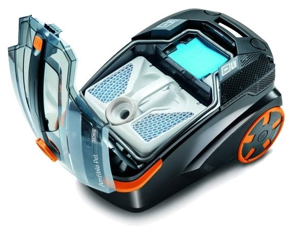 Thomas DryBOX Amfibia Pet - потребляемая мощность: 1700Вт