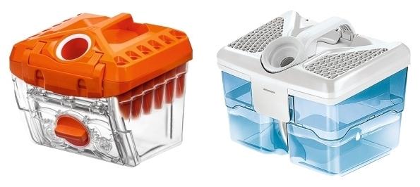 Thomas DryBOX+AquaBOX Cat & Dog - особенности: регулятор мощности на корпусе