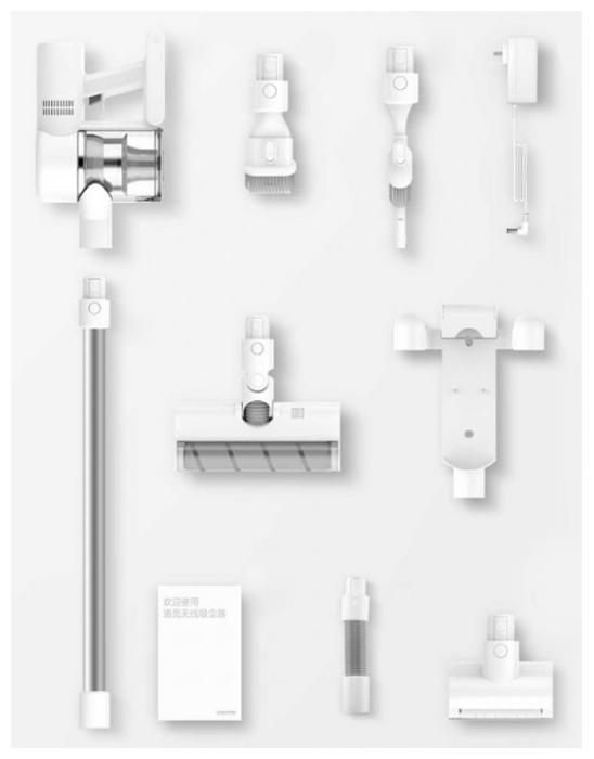 Xiaomi Dreame V10 (Global) - фильтр тонкой очистки