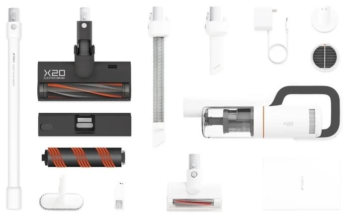 Xiaomi Roidmi NEX X20 - отсоединяемый ручной пылесос