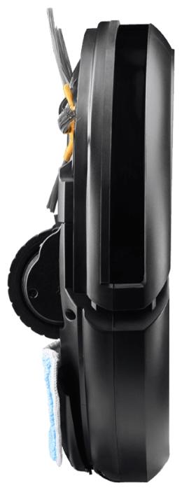 Clever&Clean AQUA Light - боковая щетка, фильтр тонкой очистки в комплекте