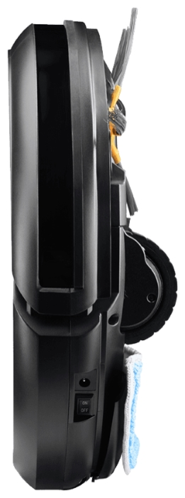 Clever&Clean AQUA Light - работа от аккумулятора: до 100мин