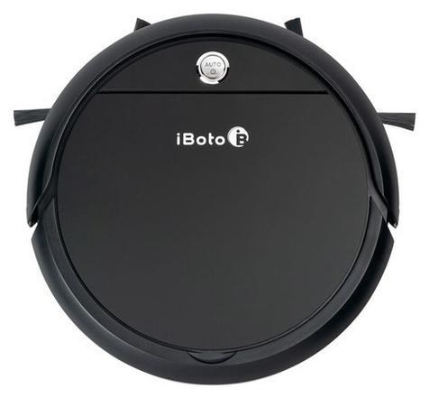 iBoto Aqua Х220G - работа от аккумулятора: до 120мин