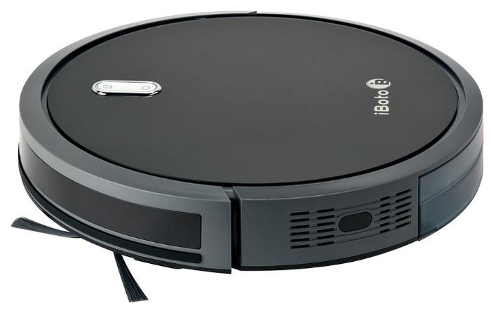 iBoto Aqua V715B - движение по спирали, движение зигзагом, движение вдоль стены