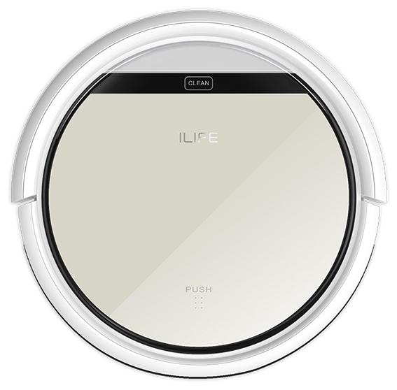 ILIFE V50 - работа от аккумулятора: до 110мин