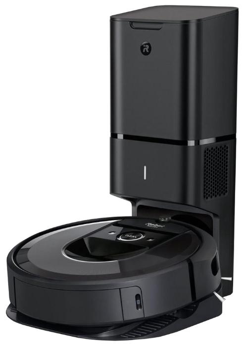iRobot Roomba i7+ - сухая уборка