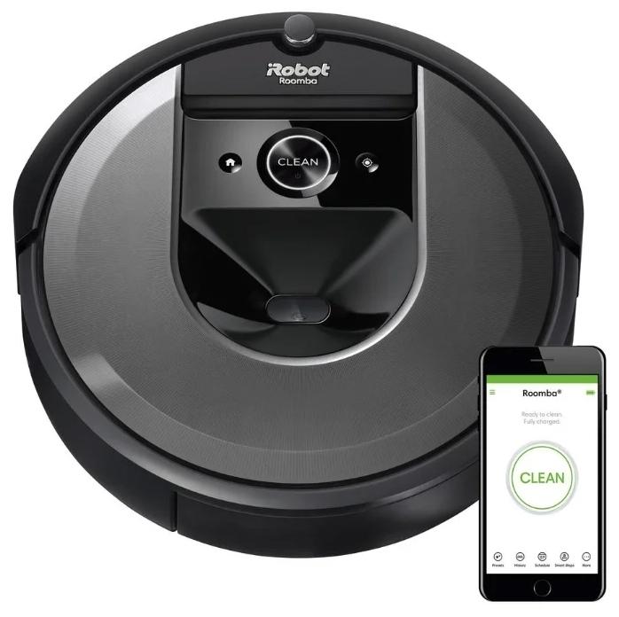 iRobot Roomba i7+ - контейнер для пыли 1л