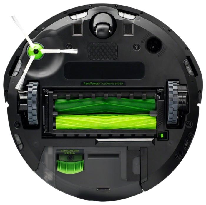 iRobot Roomba i7+ - электрощетка, боковая щетка, фильтр тонкой очистки в комплекте
