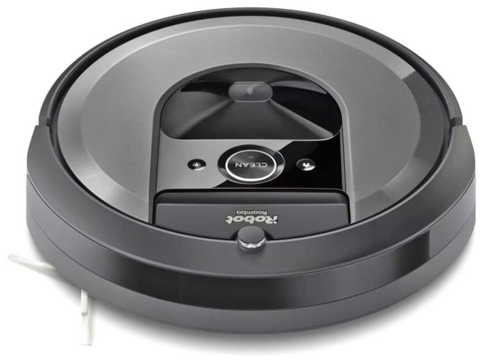 iRobot Roomba i7 - электрощетка, боковая щетка, фильтр тонкой очистки в комплекте