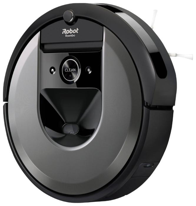 iRobot Roomba i7 - управление со смартфона