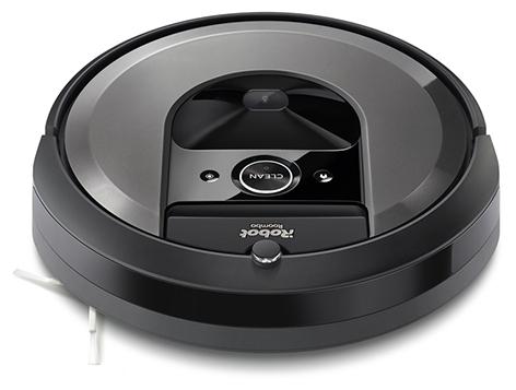 iRobot Roomba i7+ - программирование по дням недели