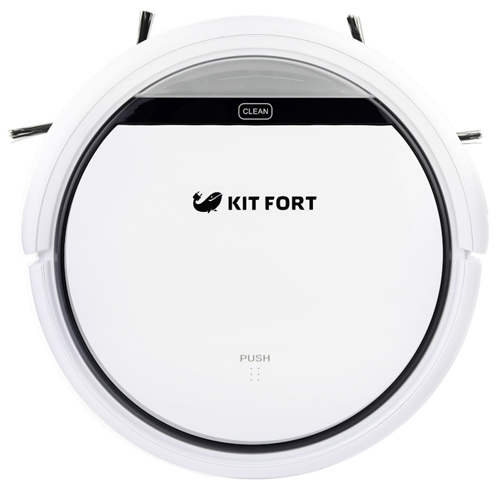 Kitfort KT-518 - сухая уборка