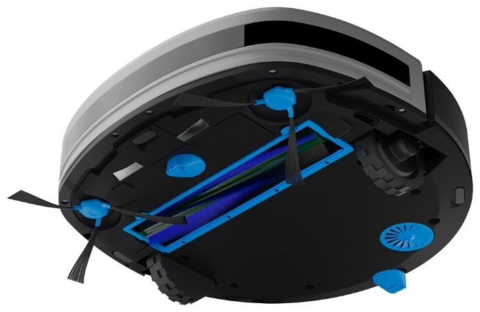 Polaris PVCR 3000 Cyclonic PRO - программирование по дням недели