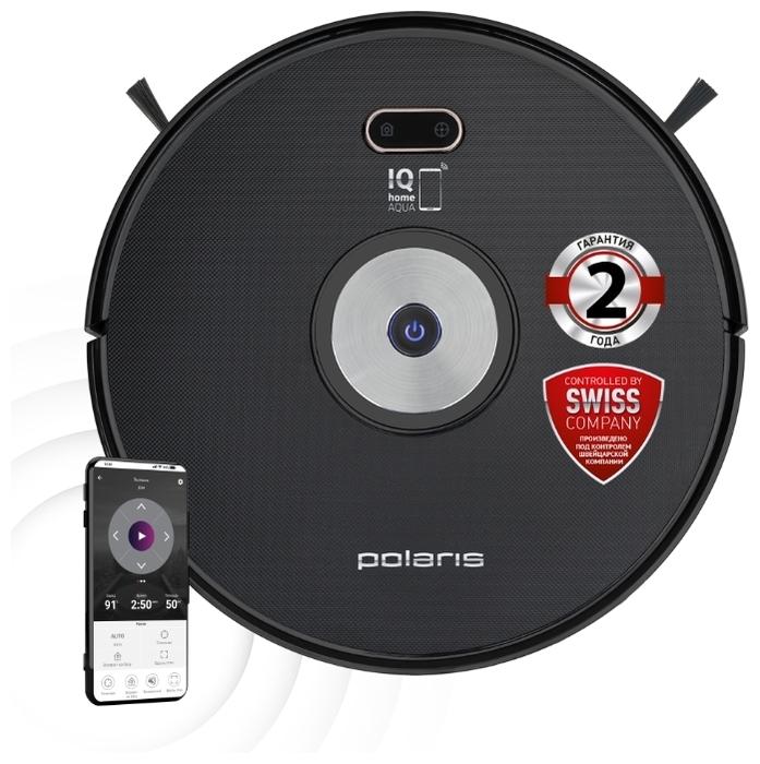 Polaris PVCR 3200 IQ Home Aqua - сухая и влажная уборка