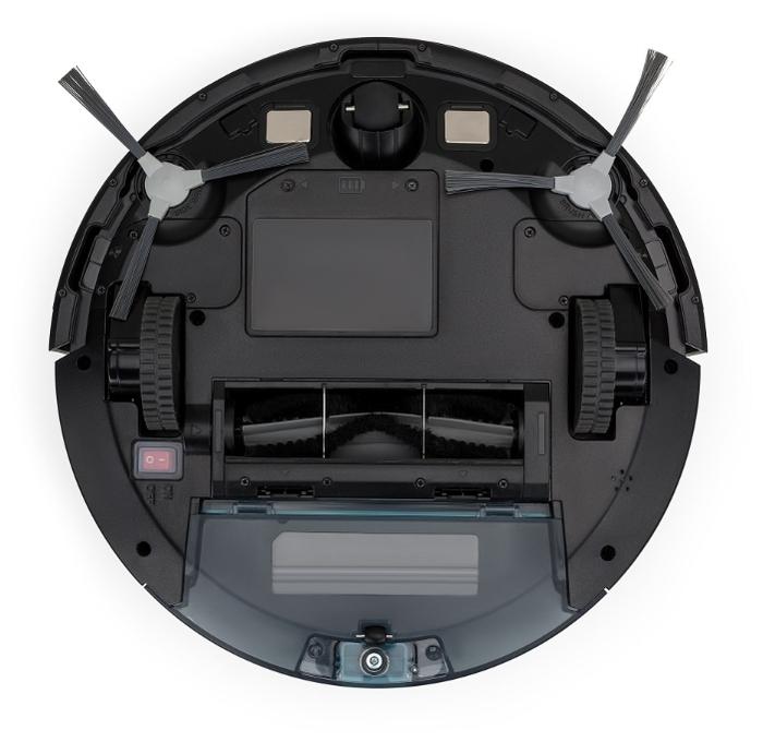 Polaris PVCR 3200 IQ Home Aqua - работа от аккумулятора: до 150мин