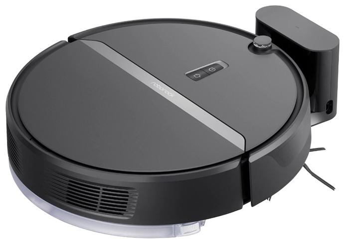 Roborock E4 (RU) - электрощетка, боковая щетка, фильтр тонкой очистки в комплекте
