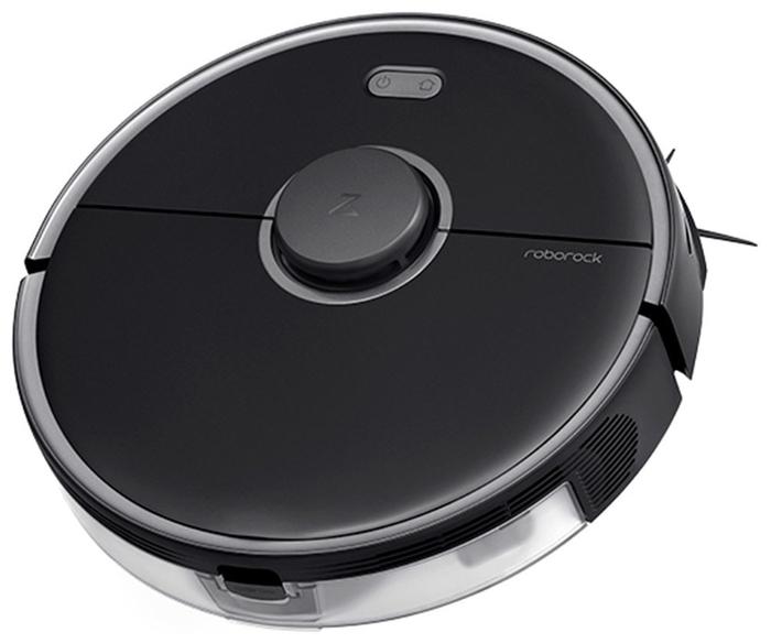Roborock S5 MAX (Global) - контейнер для пыли 0.46л и для воды 0.28л