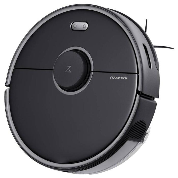 Roborock S5 MAX (RU) - электрощетка, боковая щетка, фильтр тонкой очистки в комплекте