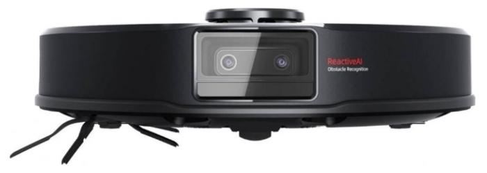 Roborock S6 MaxV (RU) - турбощетка, боковая щетка, фильтр тонкой очистки в комплекте