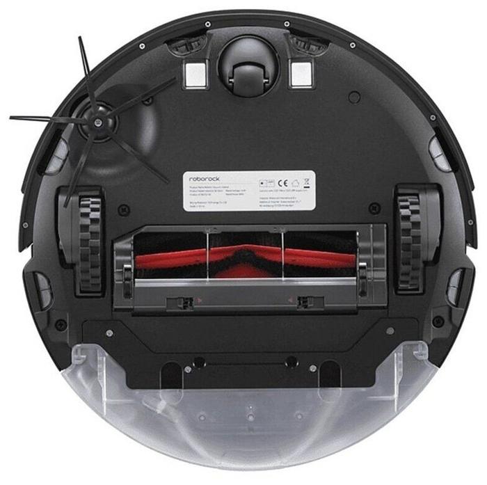 Roborock S6 MaxV (RU) - работа от аккумулятора: до 180мин